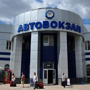 Автовокзалы Усть-Чарышской Пристани
