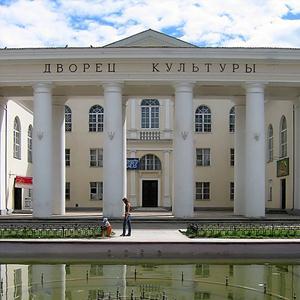 Дворцы и дома культуры Усть-Чарышской Пристани