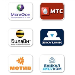 Операторы сотовой связи Усть-Чарышской Пристани