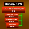 Органы власти в Усть-Чарышской Пристани