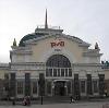 Железнодорожные вокзалы в Усть-Чарышской Пристани