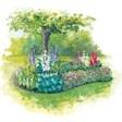 Ручьи Удачи - иконка «сад» в Усть-Чарышской Пристани
